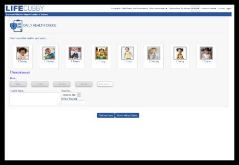 LifeCubby-School-App-Health-Check